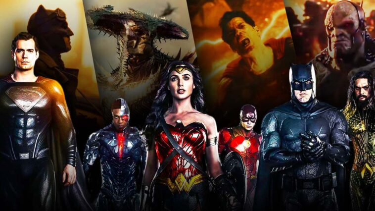 Zack Snyder's Justice League: Snyder Cut final fragman