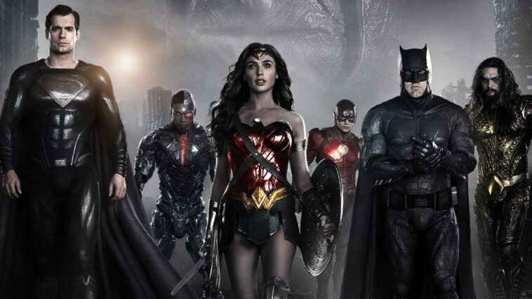 Zack Snyder's Justice League İncelemesi