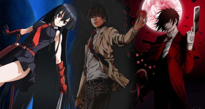 Anime 15 Anti Kahraman