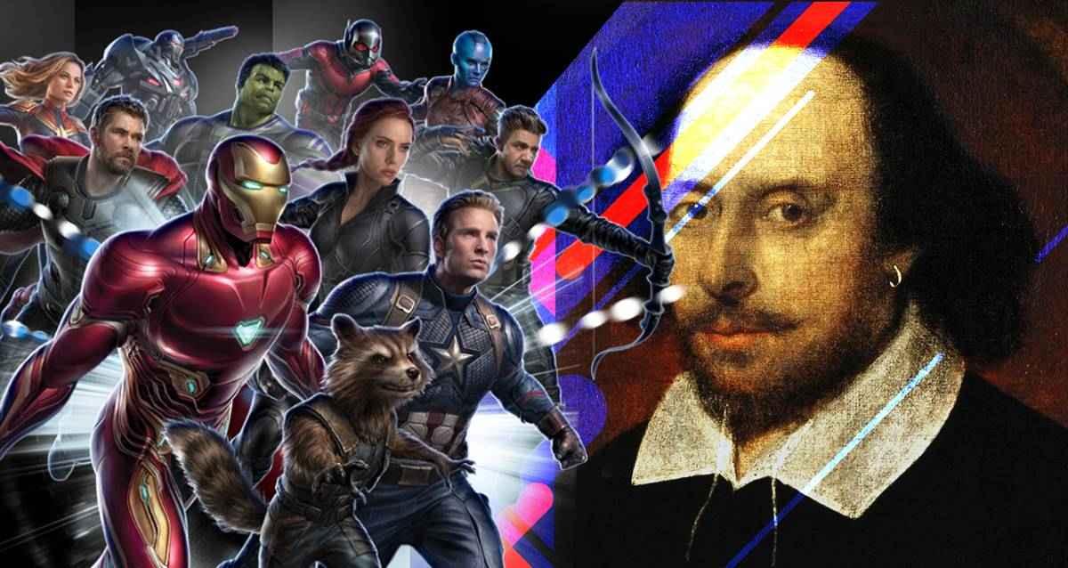 Avengers Filmleri - Shakespeare