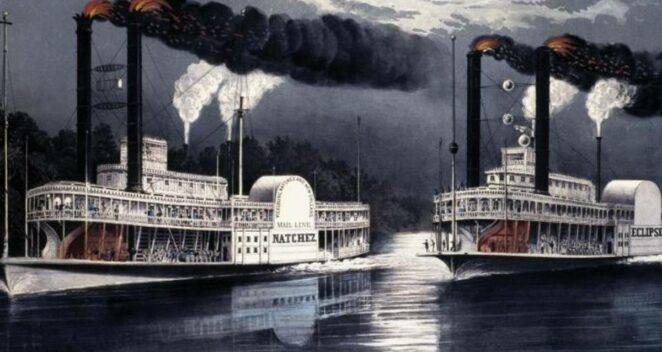 mark twain buharlı gemi
