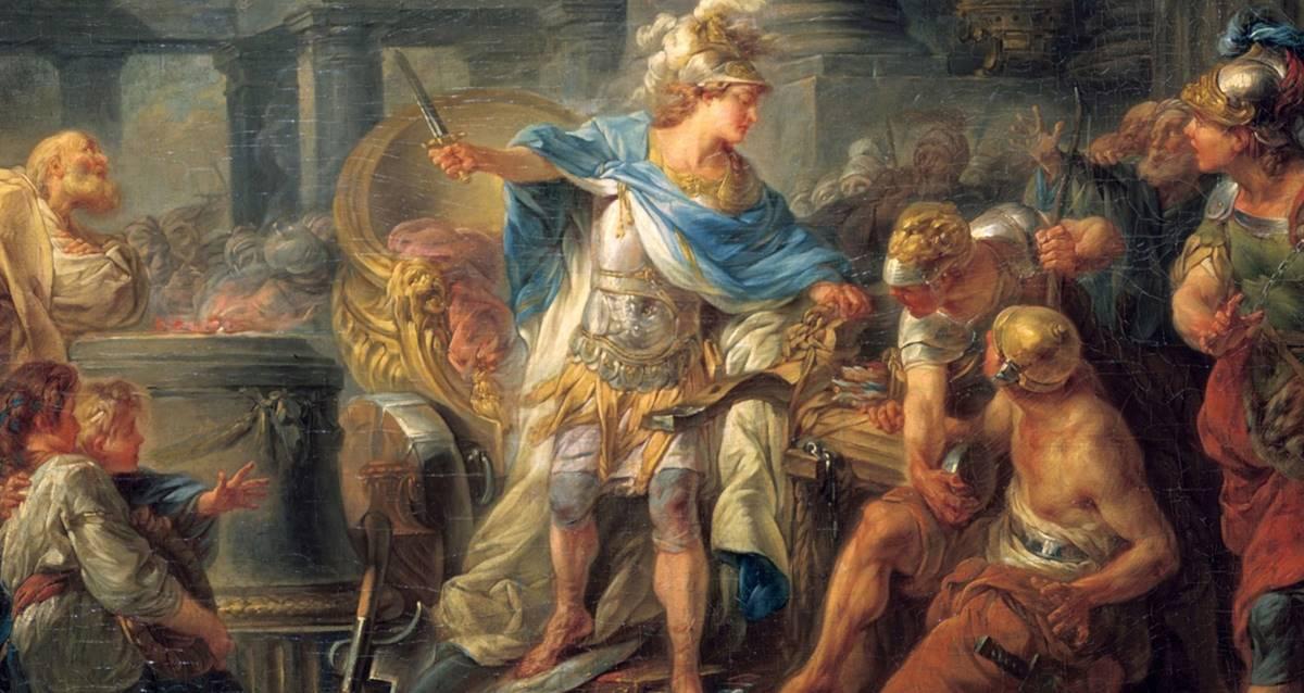 Büyük İskender Kimdir Hayatı Hakkında Bilgi