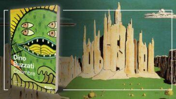 Dino Buzzati - Colombre Alıntıları