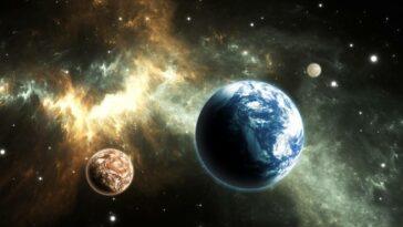 Dünya'da Oksijen