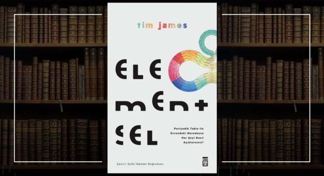 Elementsel - Tim James