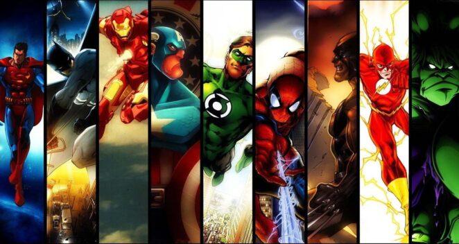 En Zengin Süper Kahraman Listesi