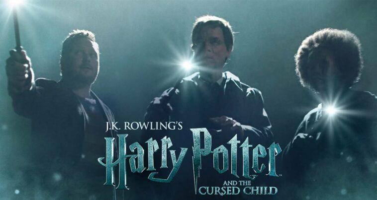 Harry Potter ve Lanetli Çocuk Film HBO Max