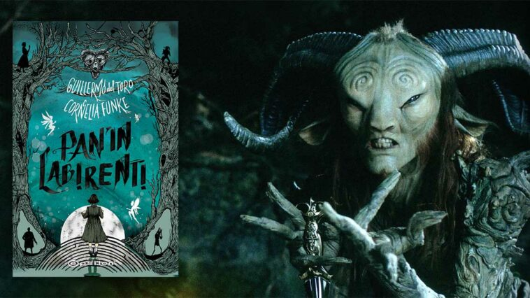 Pan'ın Labirenti - Cornelia Funke Guillermo Del Toro