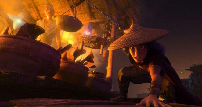 raya and the last dragon inceleme