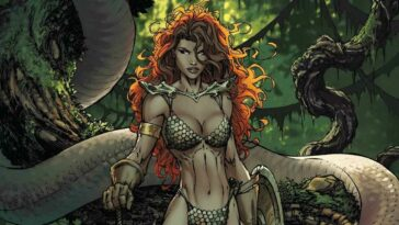 Red Sonja Film Yeni