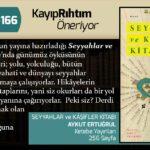 Seyyahlar ve Kâşifler Kitabı - Aykut Ertuğrul   Haftanın Kitabı #166
