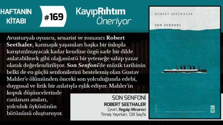Son Senfoni - Robert Seethaler   Haftanın Kitabı #169