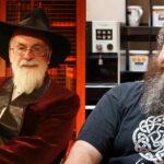 Terry Pratchett Patrick Rothfuss
