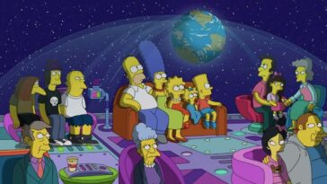 The Simpsons 33. sezon onayı 34