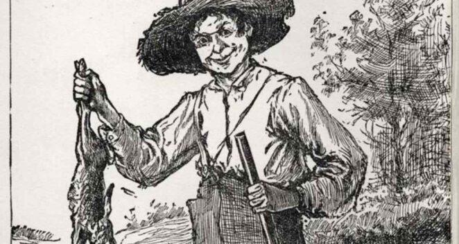 tom sawyer maceraları Huckleberry Finn