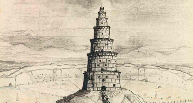 JRR Tolkien çizimleri yüzüklerin efendisi yeni baskı