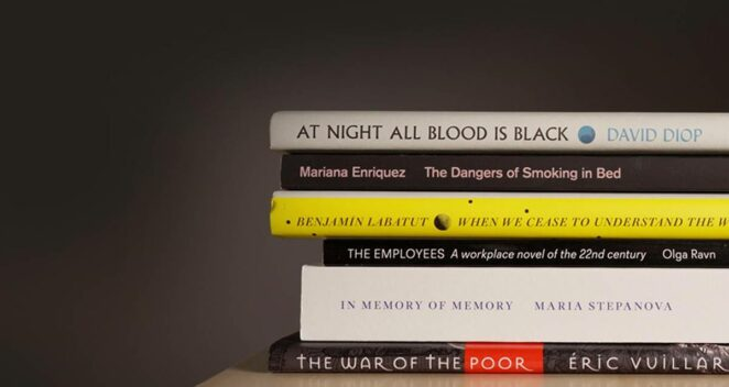 2021 International Booker Prize Kısa Listesi