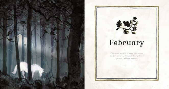 A Magical Year - The Illustrations of Jim Kay harry potter kitap