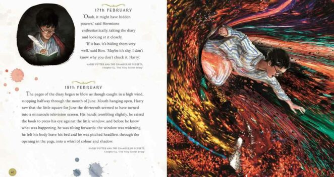 A Magical Year - The Illustrations of Jim Kay harry potter rowling