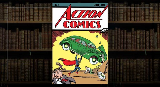 Action Comics #1 - Superman