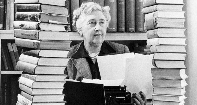 Agatha Christie yazar