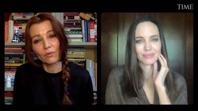 Angelina Jolie Elif Şafak