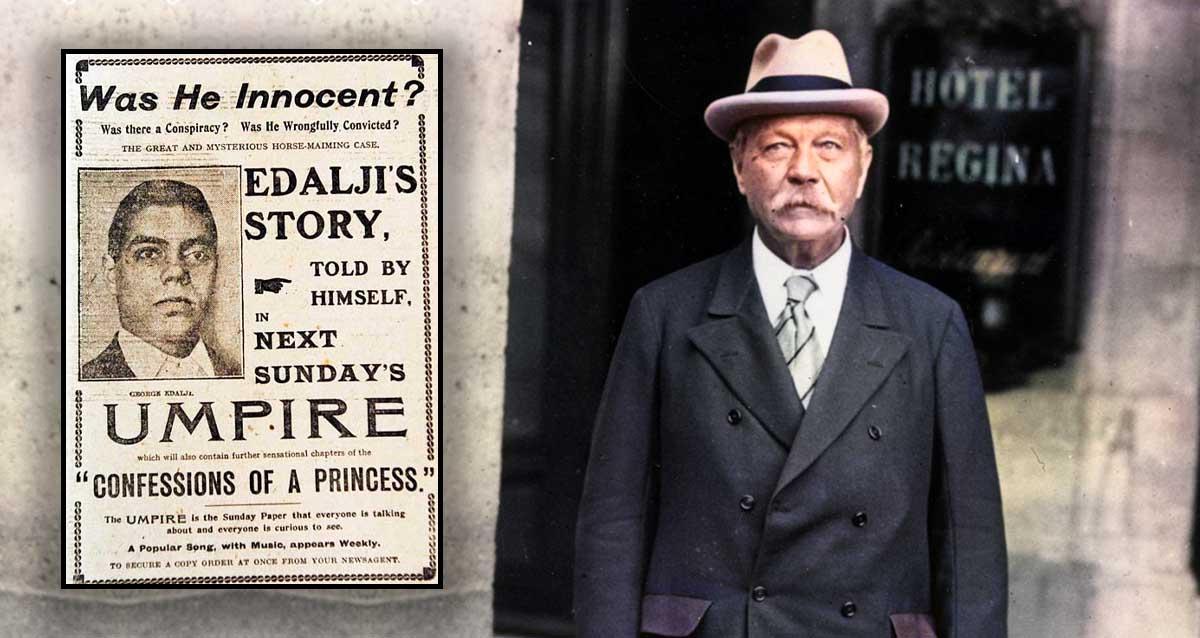 Arthur Conan Doyle Dedektif