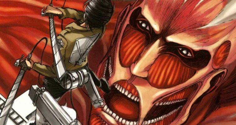 Attack on Titan mangasi final bölümü