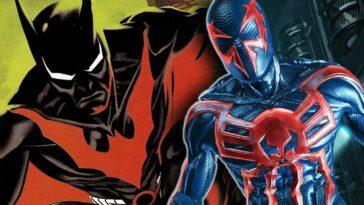 Batman Beyond vs Spider Man 2099