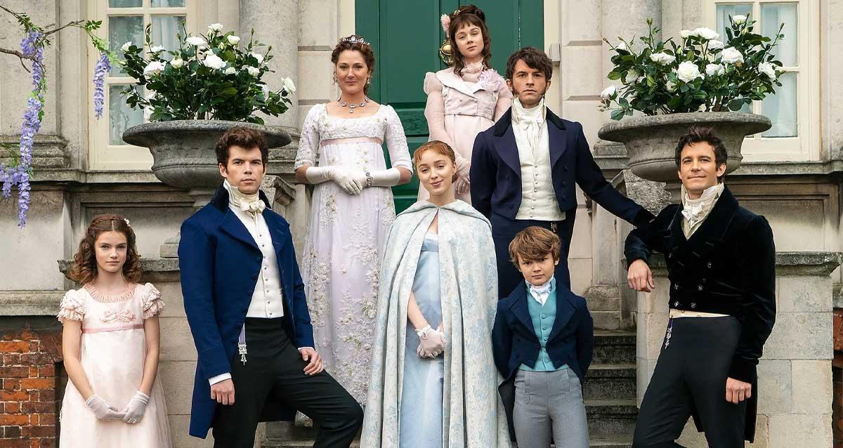 Bridgerton 3. sezon ve 4. sezon Netflix