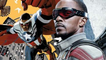 Captain America 4 The Falcon and the Winter Soldier