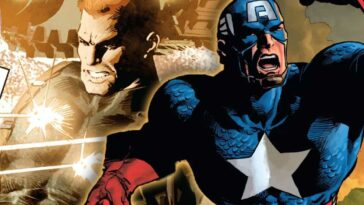 Captain America Marvel John Steele