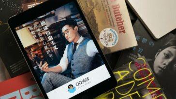 China Literature:Web Roman Amerika