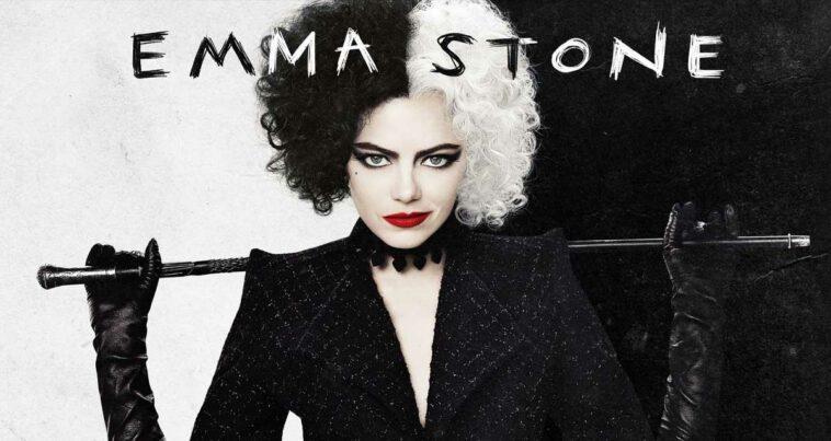 Cruella fragmanı Emma Stone