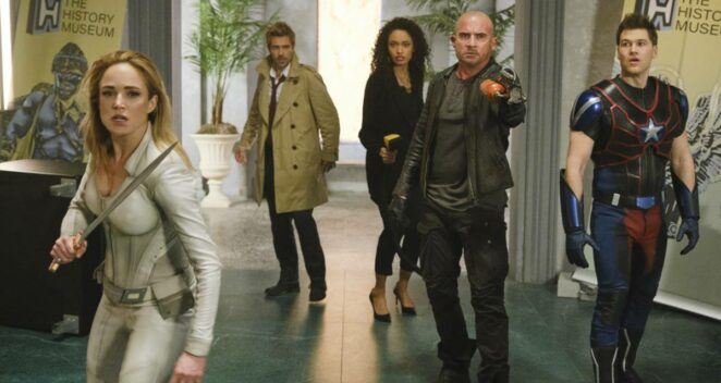 DC's Legends of Tomorrow 6. Sezon