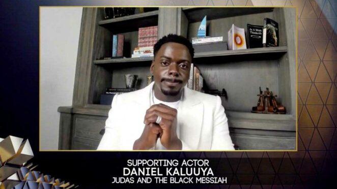2021 BAFTA En İyi Yardımcı Erkek Oyuncu: Daniel Kaluuya