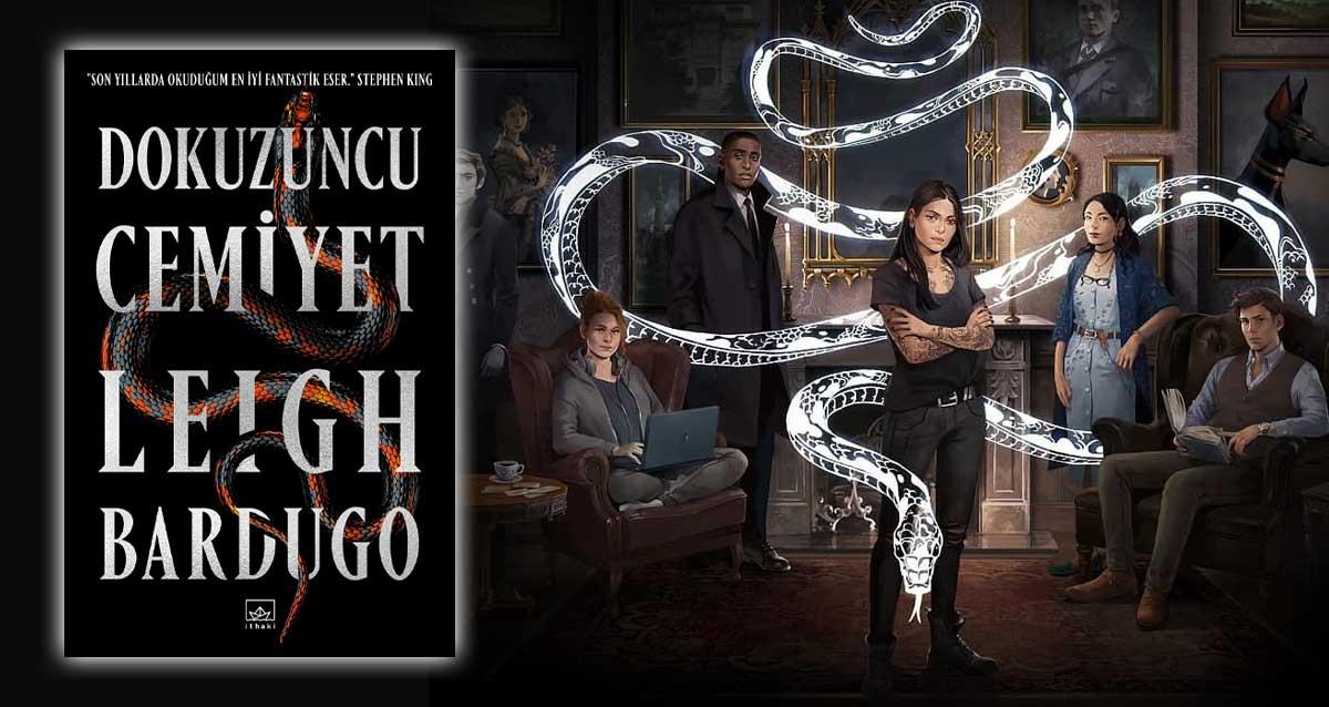 Dokuzuncu Cemiyet - Leigh Bardugo