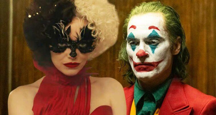 Emma Stone Cruella Joker