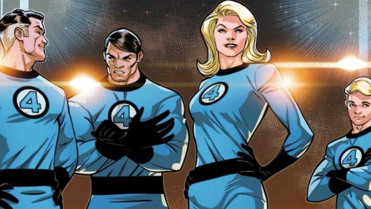 Fantastic Four: Life Story çizgi roman