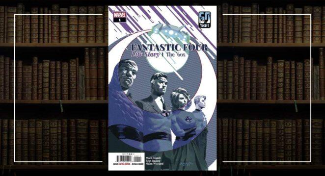 Fantastic Four: Life Story Fantastik Dörtlü