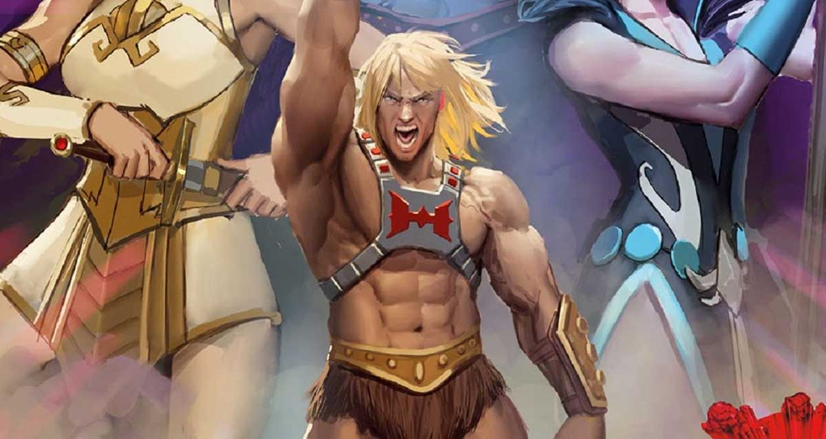 He-Man Masters of the Universe Revelation Netflix