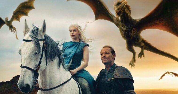 House of the Dragon dizisi prodüksiyon