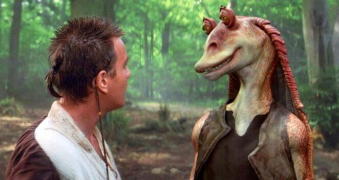 Star Wars Obi-Wan Kenobi Dizisi Jar Jar Binks