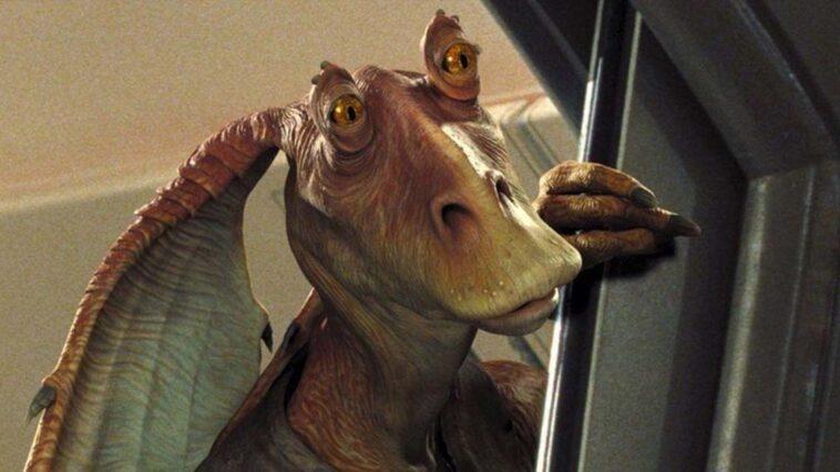 Star Wars Obi-Wan Kenobi Jar Jar Binks