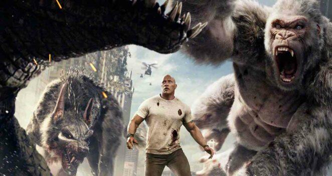 Kaiju Canavar Filmleri bilgi