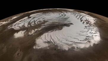 Mars Buzul Kızıl Gezegen