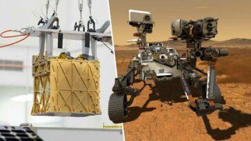 Mars Moxie Oksijen