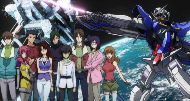 Mobile Suit Gundam anime Netflix