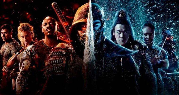 Mortal Kombat üçleme