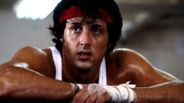 Rocky dizisi Sylvester Stallone